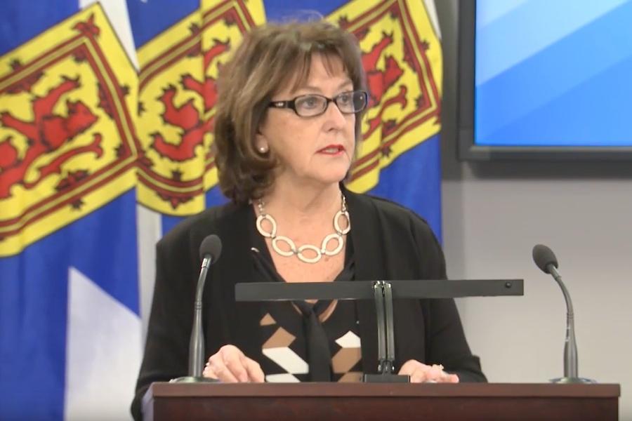 Education and Early Childhood Development Minister Karen Casey