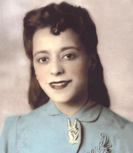 A photo of Viola Desmond